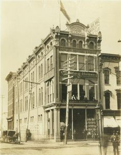 Wallerstein's on 3rd and Broadway, Established in 1868 | Paducah, KY