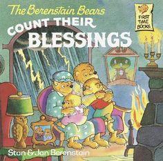 Look left!  The Berenstein Bears had an owl lamp!