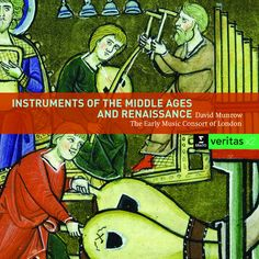David Munrow - Instrumentals Of Middle Ages & Renais