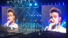 One Direction - Perfect / for the first time on OTRA Tour (Dublin 16-10-2015)