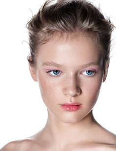 Maria by Lyubov Pogorela for BEAUTY SCENE - Beauty Scene
