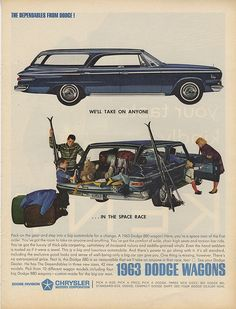 Chrysler Dodge 880 Wagon