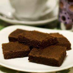Čokoládový koláč bezlepkový