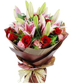 Best sellers Bouquet delivering in China, Express Unconditional Love