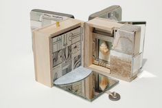 Susan Collard - Small Museum by Abecedarian Gallery, via Flickr