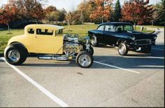 "Cars From The Movie ""American Graffiti"" ★。☆。JpM ENTERTAINMENT ☆。★。"