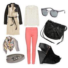 I especially love the shoes & jacket