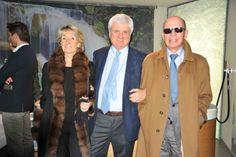 Marina e Cesare Sirtori con Sergio Cesana