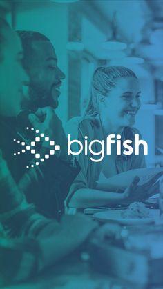 Branding Agency, Business Branding, Business Design, Logo Design Trends, Big Fish, Foundation, Marketing, Movies, Movie Posters