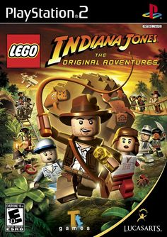 lego indiana jones ps2