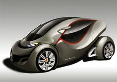 Crazy Concept Car Designs