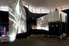 LINA BO BARDI : TOGETHER Lina Bo Bardi: Together is a travelling exhibition celebrating the work of the radical Brazilian architect, Lina Bo Bardi. Assemble designed and built a flexible enclosure,...