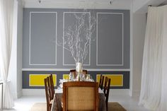Easily Update Your Space with ScotchBlue™ Painter's Tape Finishing School | Apartment Therapy