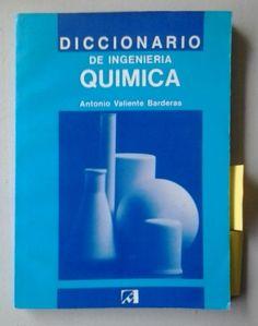 Diccionario de ingeniería química