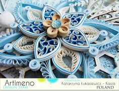 Polish Quilling - by: Kasia