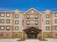 South Bend (IN) Staybridge Suites South Bend – University Area United States, North America Ideally located in the prime touristic area of Roseland, Staybridge Suites South Bend – University Area promises a relaxing and wonderful visit. The hotel offers a wide range of amenities and perks to ensure you have a great time. Facilities like free Wi-Fi in all rooms, 24-hour front desk, facilities for disabled guests, express check-in/check-out, luggage storage are readily available...