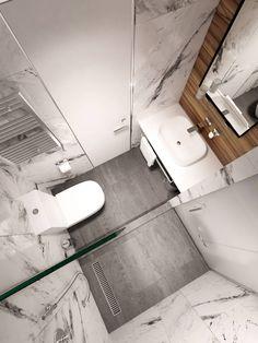 Minimalistische badkamers van insdesign II