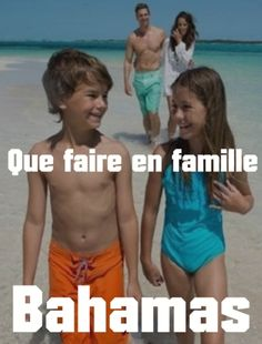 Bahamas en famille : que faire Trunks, Swimming, Swimwear, Drift Wood, Swim, Bathing Suits, Swimsuits, Swat, Swimsuit
