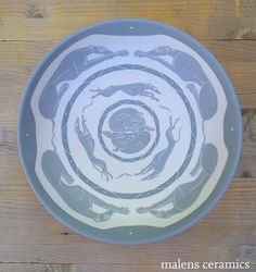 Bowl by Malens Ceramics.