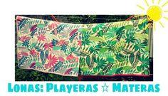 lonas materas/playeras  LasMarias #conamor