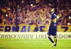 Boca Juniors - Osvaldo - Boca 5 - Zamora 0 - Copa Libertadores