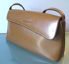 Dissona Made in Italy Leather Shoulder Bag by EurotrashItaly, $49.99