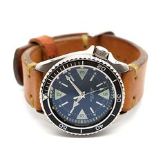 E3 Seiko Retro Mod 42mm AR Sapphire Automatic Watch: Vintage Diver