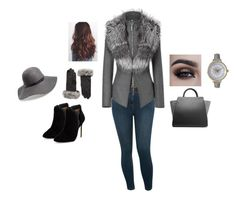 """Bez naslova #14"" by aldina-dina99 ❤ liked on Polyvore featuring M&Co, Ted Baker, Echo, Hinge, ZAC Zac Posen, Olivia Pratt, women's clothing, women, female and woman"