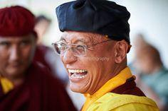 HH Gyalwang Drukpa Plouray  2014 par DaughtersofBuddha sur Etsy