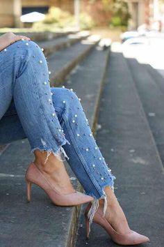 Gabriela Braga: Inspiração: Transformando os Jeans