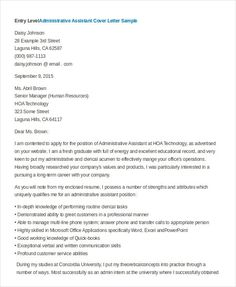 Cover Letter Quotes Templates | Cover Letter Template | Pinterest ...
