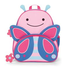 The Paper Store Skip Hop Butterfly Zoo Packs Little Kid Backpack #thepaperstore #skiphop