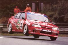 1994 BTCC Brands Hatch  Nissan Primera  Eric van de Poele