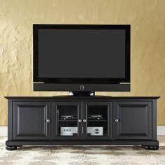 Crosley Furniture Alexandria Low Profile TV Stand $422.99