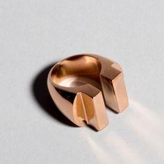 Shanthi Voorn Split Ring
