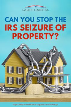 The Internal Revenue Service is legally allowed to seize levied properties. Here's what you need to know about seizure of property as an IRS mandate. Offer In Compromise, Types Of Taxes, Tax Lawyer, Tax Help, Internal Revenue Service, Stock Options, Investment Portfolio, Tax Refund