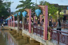 Hoi An. In korte tijd kunnen je de charme zien van dit kleine stadje. http://pimenjiska.nl/schilderachtig-vietnam-in-hoi-an/