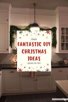 Best DIY Christmas Decoratıon 2020 #christmas Christmas Projects, Christmas Crafts, Xmas Decorations, Home Decor, Decoration Home, Room Decor, Home Interior Design, Christmas Door Decorations, Christmas Decor