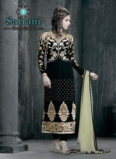 Gorgeous Salwar Suit For Ethnic Collection(245D)  Please visit below link  http://www.satrani.com/salwar-suits&catalog=584  For more queries,  email id: inquiry@satrani.com Contact no.: 09737746888(whats app available)