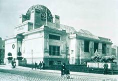 Secession Building Joseph Maria Olbrich Vienna, Austria 1898