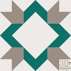 Piece N Quilt: How to: Arrowhead Star Quilt Block- 30 Days of Sewing Quilt Blocks - Star Version!