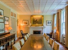 We've found the ultimate old world New York mansion