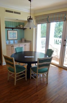 Dining Table Living Kitchen Area Disneys Old Key West Resort From Yourfirstvisit