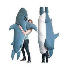 Fancytrader Pop Riesigen Hai Plüschtier Schlafsack Bite Me Sharks Tatami Sofa Bett #Fancytrader, #Riesigen, #Plüschtier, #Schlafsack, #Bite, #Sharks, #Tatami, #Sofa, #Bett