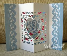 A Passion For Cards: Both of You 3D card