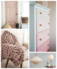 How To Design With Blush Pink
