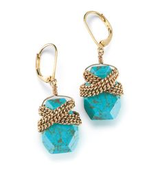 Avon: mark Blue Me In Earrings  order at: www.youravon.com/lindamartinez