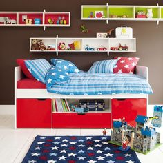 The best storage bed | Best kids' room buys - preteens | housetohome.co.uk | Mobile
