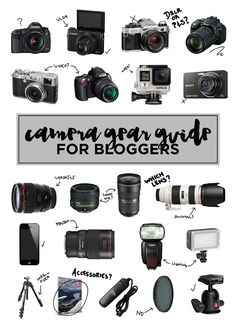 A Guide To Buying A Digital Camera Equipment – photography venue Dslr Photography Tips, Photography Equipment, Landscape Photography, Beginner Photography, Learn Photography, Portrait Photography, Travel Photography, Wedding Photography, Camera Deals