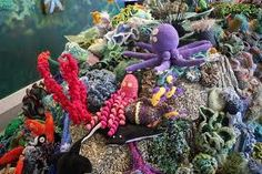 crochet coral reef - Google Search